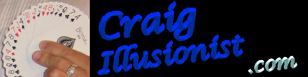 Craig the Illusionist | Honolulu Magic Shows and Balloon Twisting with Craig Illusionist